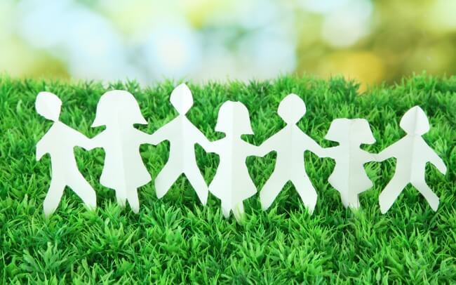 connecting families and community