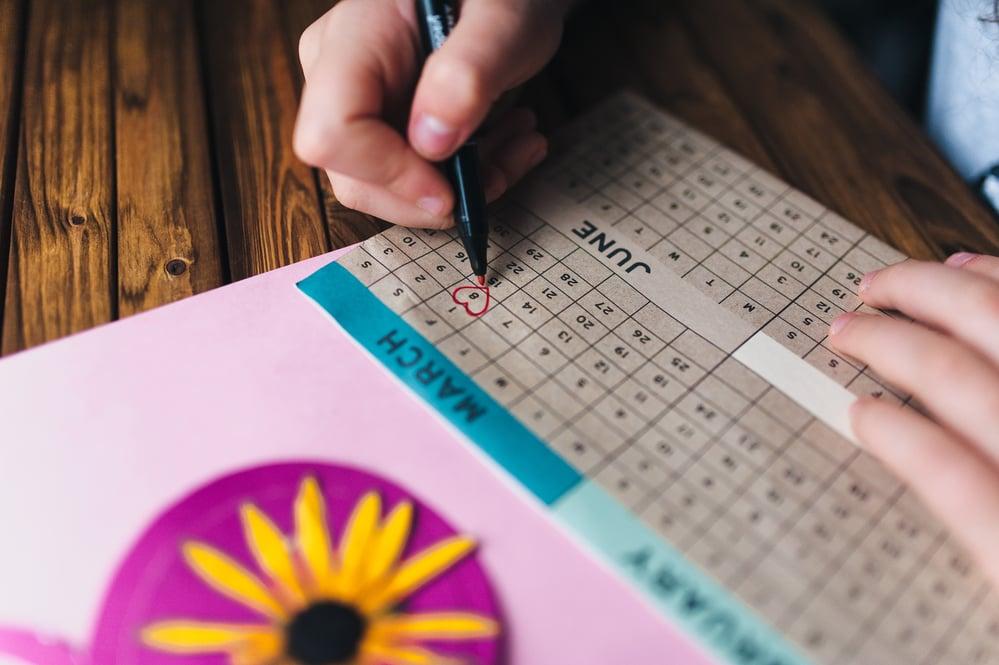 calendar-based enrollment software