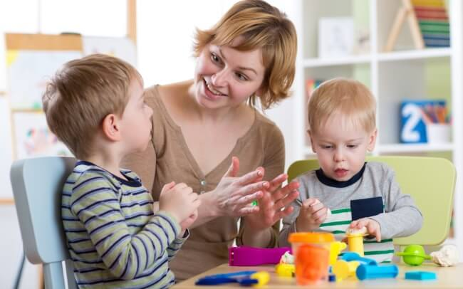 streamlining day care management
