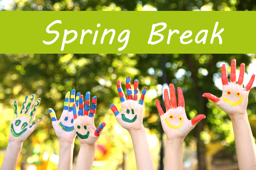 childcare spring break