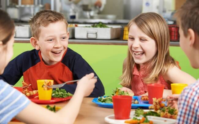 childcare meal tracking